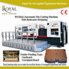 High quality 1080 Auto die cutting machine price for cardboard with stripping CE