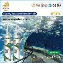 RT678 acetoxy silicone sealant