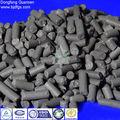 adsorbente de pellets de carbón de antracita carbón