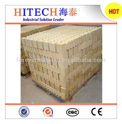 70% grade Thermal shock resistant and low creep high alumina bricks