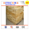 75% grade Thermal shock resistant and low creep high alumina bricks
