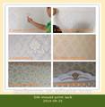seda impressão do molde nolimit para projetar o tamanho novos 3d papel de parede para a decoração