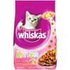 WHISKAS KITTEN CHICKEN & TURKEY Pet Food 3 LB