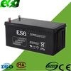 China supplier 12V200AH deep cycle battery for UPS made in china