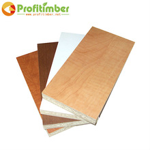 Melamine Particle Chipboard Wood
