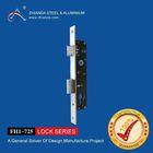 high quality china factory price popular aluminum sliding window locks, aliminium accessories