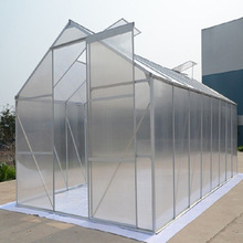 Any Color Weather Resistance Plastic Sheet Polycarbonate Sheet Greenhouse