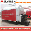 6 tph automatic chain grate stoker coal fired steam boiler