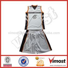Custom reversible basketball uniform basketball uniform design
