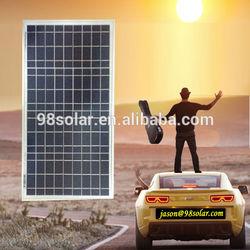 High quality 30W solar panel 18v
