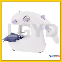 2 in 1 Portable Hand Held / Desk Electric Sewing Machine, Size: 205 x 150 x 73mm
