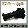 Vector Optics Squire 11 níveis 1.5 x 30 iluminação militar Night Vision Scope Red Dot caça