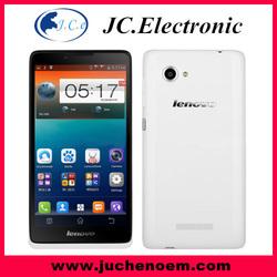 Original Lenovo A889 Cell Phones MTK6582m Quad Core Android Smartphone 1GB RAM 8GB ROM 6.0'' IPS QHD Screen 8.0MP Mobile Phone