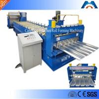 Aluminum composite roof panel production line,zinc panel profiling machine