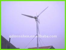 3000w small wind turbine generator system pmg