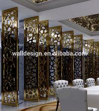 laser cut metal screens for hotels decoration