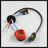 HID Xenon headlight lamp cable wires hid extension harness extension cable wire socket for car
