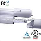 2ft T8 tube light 9W AL+PC material UL & TUV tube