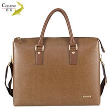 Beautiful large capacity business bag latest design girl seoul korea pure leather handbags