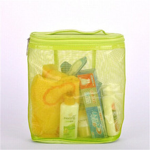 2014 alibaba china supplier transparent hanging pvc toiletry bag