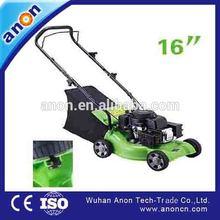 ANON plastic deck Mower hand push garden mower john deere tractor lawn mower