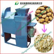200-600 kg/h dry horse bean Cutting and peeling machine