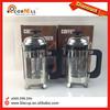 USA Hot Sale coffee plunger Borosilicate glass tea set coffee french press coffee tea maker