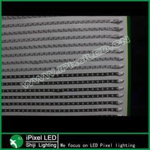 led dmx pixel strip rgb ws2812b