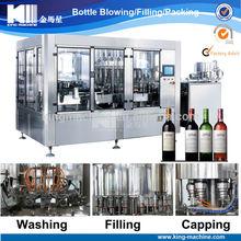 Automatic Grape Wine Filling Machine plant price cost