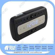 HD clock hidden camera long time recording small wifi hidden video camera
