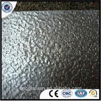 Coated Aluminium Stucco Embossed sheet
