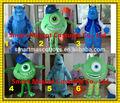 Una buona visuale top di alta qualità vendita mostro costume cartoon per adulti sully- mascotte- costume per la vendita