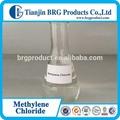 le chlorure de méthylène polarité