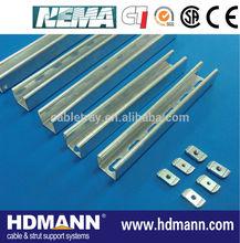 Factory price unistrut channel supplier