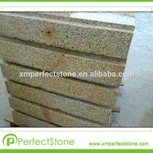 g682 chinese kerbstone granit cube cheap paving stone types yellow granite