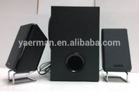 subwoofer perfect bass performance multimedia 2.1 speaker(YM-T3000)