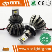 Hot Sales High Brigtness Innovative Design Fog Light H4 P43T/P45T Led