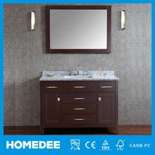Number one on alibaba home furniture bathroom vanity cabinet design