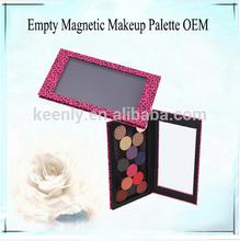 Wholesale eye shadow palette,empty eye shadow palette,Naked Eye shadow Magnetic Palett Private Label