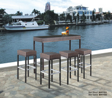 Outdoor High Top Bar Table and Chair