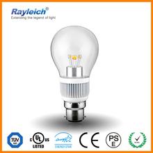 5W 8W 10W 12W G60 P60 e26 e12 high lumen 100w equivalent a19 led lamp bulb with Energy Star/UL listed