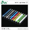 Vapor and Big Capacity eGo Battery Vision mini Spinner 2 1600mah from pyx tech company