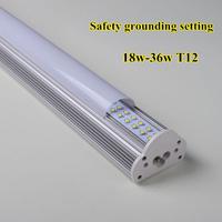 Set safe plug tube 12 led lighting tube 2ft integrated
