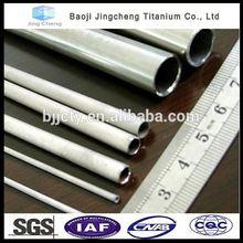 grade 1 seamless titanium tubes
