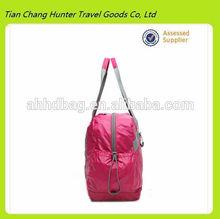 2014 hot selling waterproof foldable soft travel bag