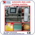 Hotsale yb-28k pet/garrafa de vidro/data de validade da máquina de impressão/impressora jato de tinta