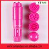 Mini bullet Pocket Rocket with 4 Caps, look for wholesaler and distributor AVB011