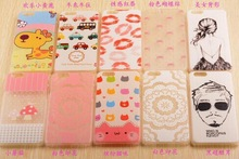 2014 China latest product custom printed design case for iphone 6 with low MOQ