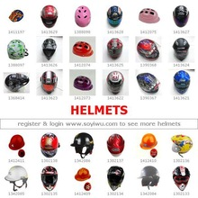 Helmets: One Stop Sourcing Agent from China Yiwu Market S : WHOLESALE ONLY & NO STOCK & NO RETAIL