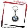 custom metal car brand keychain